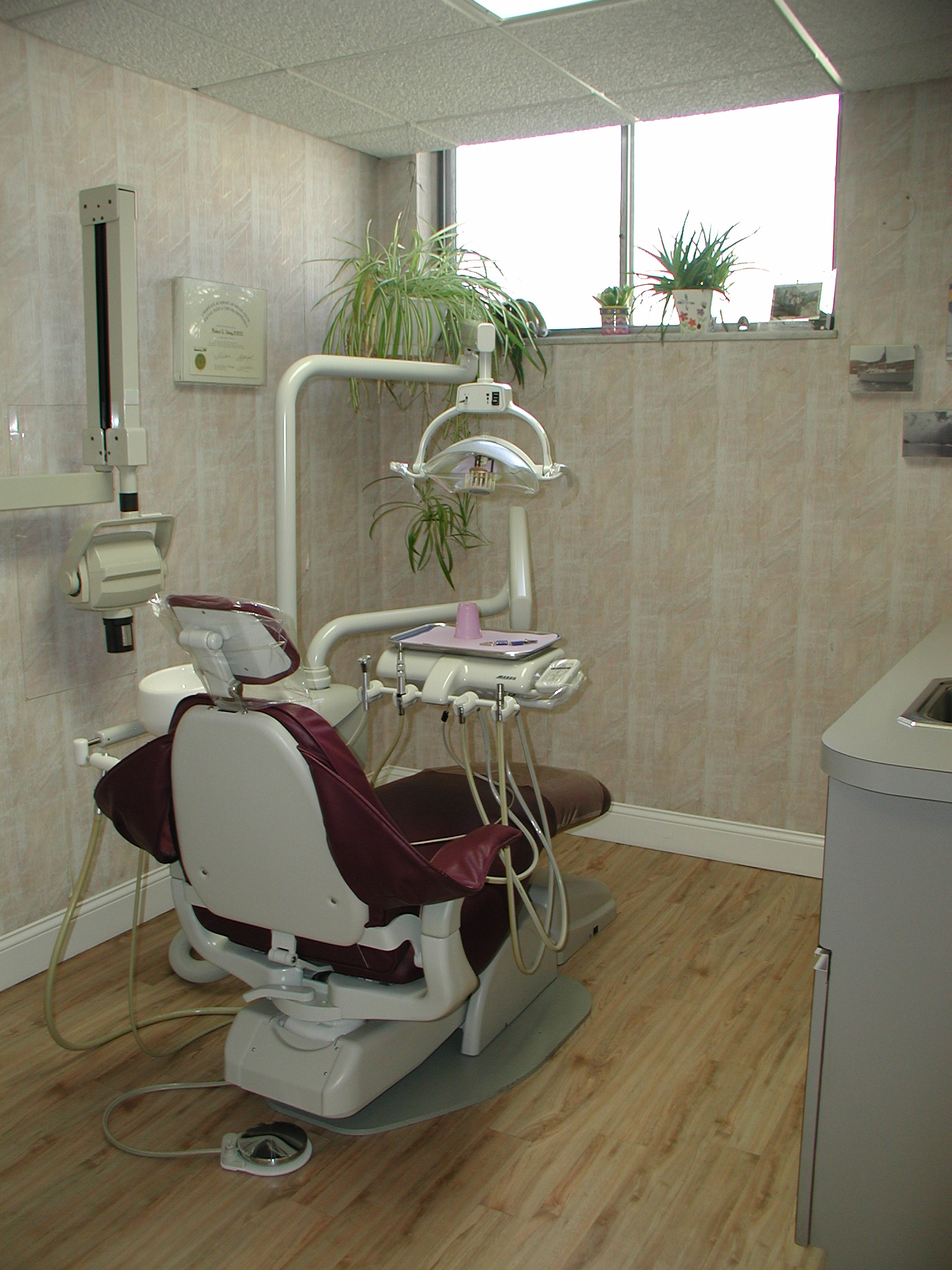 Treatment Room #1